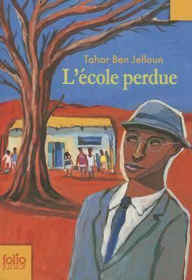 """Le roman de Tahar Ben Jelloun """"L'école perdue"""" fait partie de la liste de lecture proposée par l'ONU."""